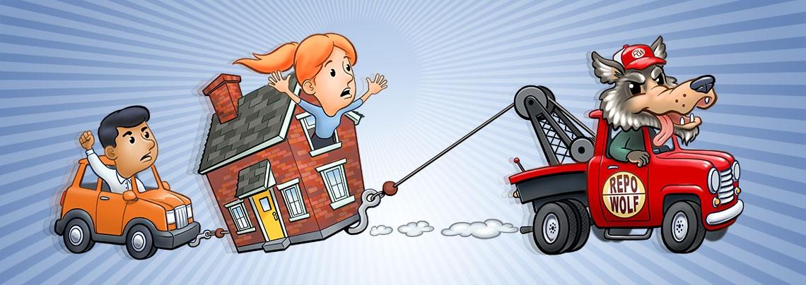 foreclosure-repossession